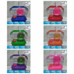 Kandang Besi Lipat Smart Home Ukuran Mini Extra Small Size XS Hewan Peliharaan Joey Sugar Glider SG Bajing Kelapa Burung Guinea Pig Hamster Marmut Tupai Terbang