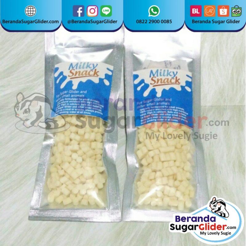 Milky Snack Beranda Sugar Glider