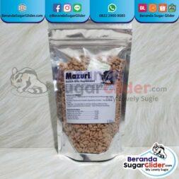 Mazuri Enrich Bits Supplement Makanan Hewan Peliharaan Kecil Sugar Glider SG Bajing Kelapa Landak Mini Tupai Terbang Mamalia