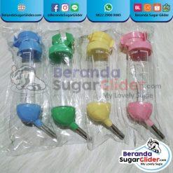 Botol Minuman Navo Perlengkapan Hewan Peliharaan Kecil Sugar Glider SG Anjing Bajing Kelapa Hamster Kelinci Kucing Landak Mini Tupai Terbang Mamalia