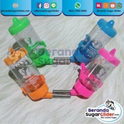 Botol Minuman Sweet Perlengkapan Hewan Peliharaan Kecil Sugar Glider SG Anjing Bajing Kelapa Hamster Kelinci Kucing Landak Mini Tupai Terbang Mamalia