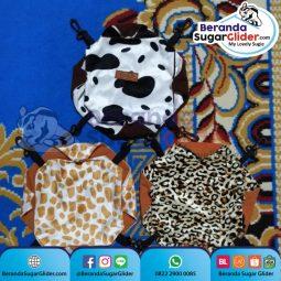 Sleeping Pouch Hammock Tingkat A Aksesoris Hewan Peliharaan Kecil Tempat Tidur Sugar Glider SG Bajing Kelapa Landak Mini Tupai Terbang Mamalia 13122018 2
