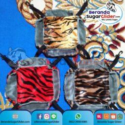 Sleeping Pouch Hammock Tingkat C Aksesoris Hewan Peliharaan Kecil Tempat Tidur Sugar Glider SG Bajing Kelapa Landak Mini Tupai Terbang Mamalia 13122018 2