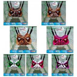 Sleeping Pouch Hammock Tingkat D Aksesoris Hewan Peliharaan Kecil Tempat Tidur Sugar Glider SG Bajing Kelapa Landak Mini Tupai Terbang Mamalia 13122018