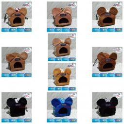 Sleeping Pouch Kuping Telinga Tempat Tidur Sugar Glider SG Bajing Kelapa Tupai Terbang Mamalia 01042019
